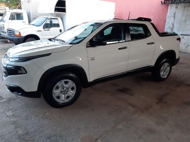 Vendo Fiat toro. Diesel  4x4mecânica  - Foto 2