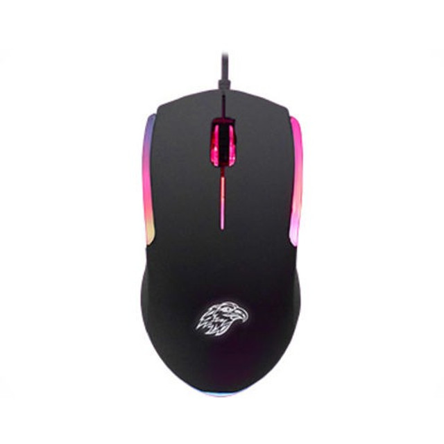 Mouse K-Mex Elite Mo-Y233 Led 1000dpi - Moy233us001cb0x