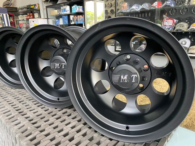 Rodas Mickey Thompson ?15x10 5x139 - Foto 14