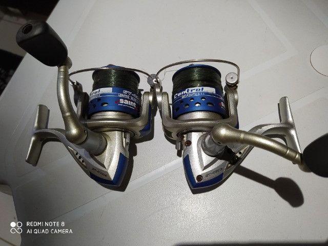 Molinetes de pesca - Foto 3