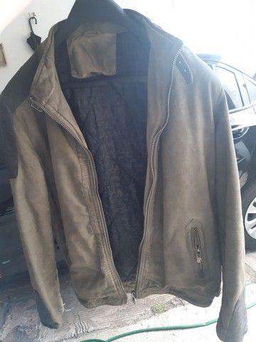 Jaqueta tamanho médio  - Foto 6