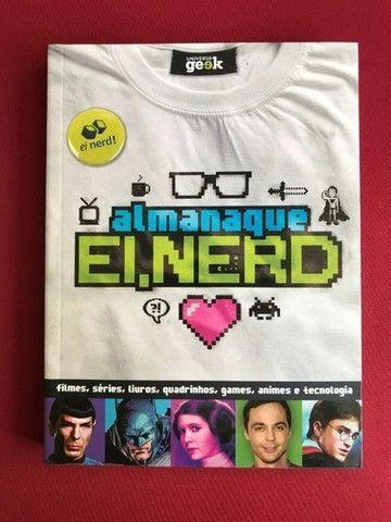 Livro : Almanaque Ei, Nerd