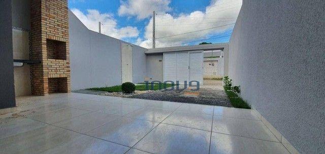 Casa Plana com 03Q - Foto 4
