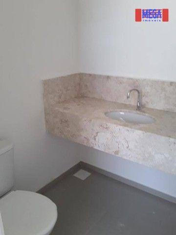 Casa com 3 dormitórios para alugar, 160 m² por R$ 3.200,00/mês - Urucunema - Eusébio/CE - Foto 7