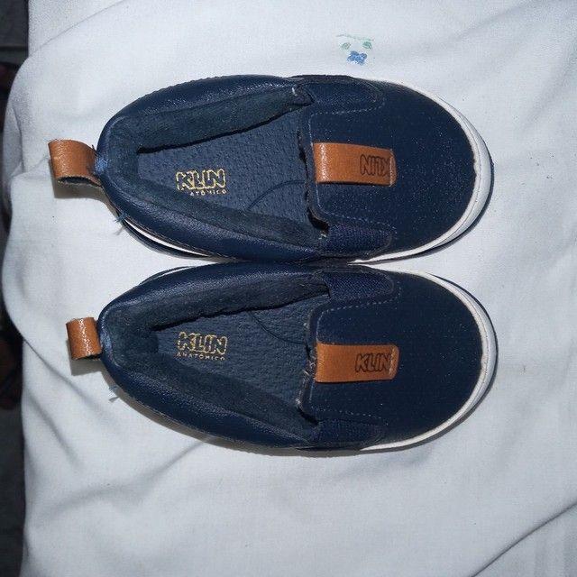 Sapatos e calça infantil - Foto 2