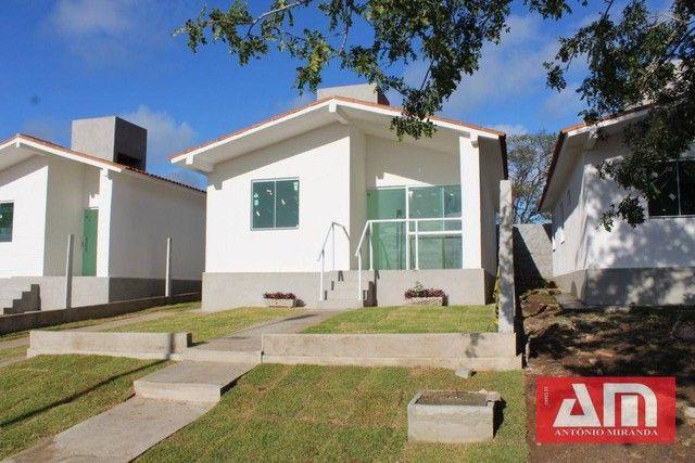 Casa com 2 dormitórios à venda, 56 m² por R$ 170.000,00 - Novo Gravatá - Gravatá/PE