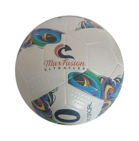 Bola de Futebol Campo Maxfusion M10 em PU - Foto 3