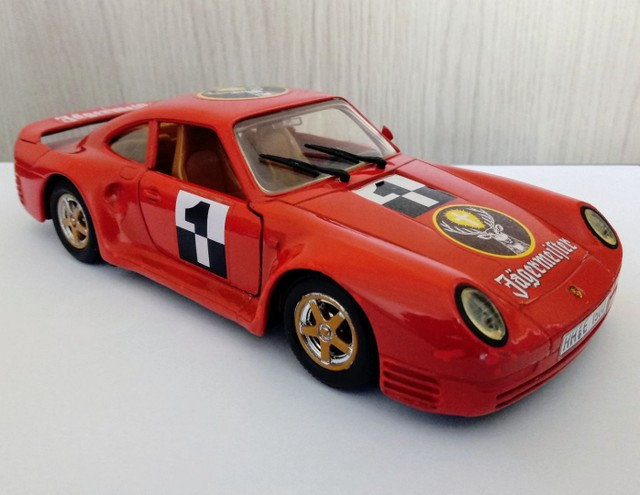 Porsche 959B - Revell 1/24