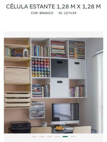 Estante para livro (célula) tok&stok - Foto 4