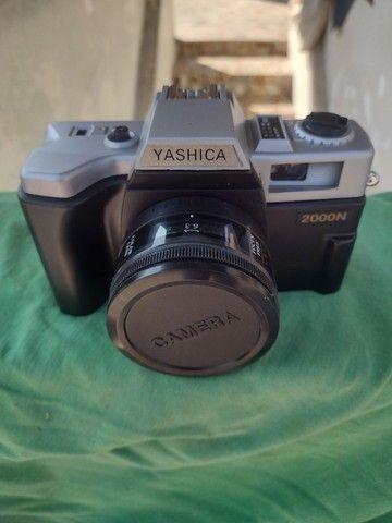 Máquina fotográfica Yashica  - Foto 2