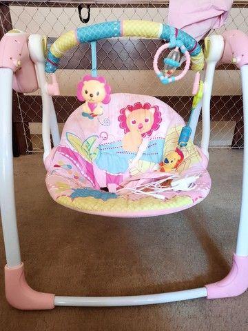 Cadeira balanço  - Foto 3