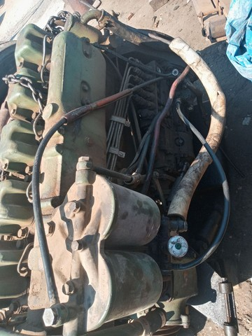 Motor mb 449 5cc funcionando - Foto 3