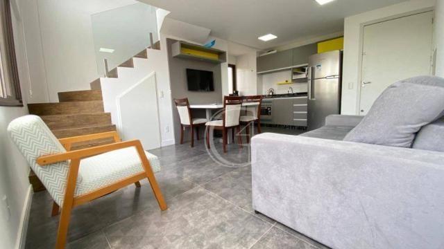 Apartamento com 1 dormitório à venda, 52 m² por R$ 350.000,00 - Praia da Cal - Torres/RS - Foto 9