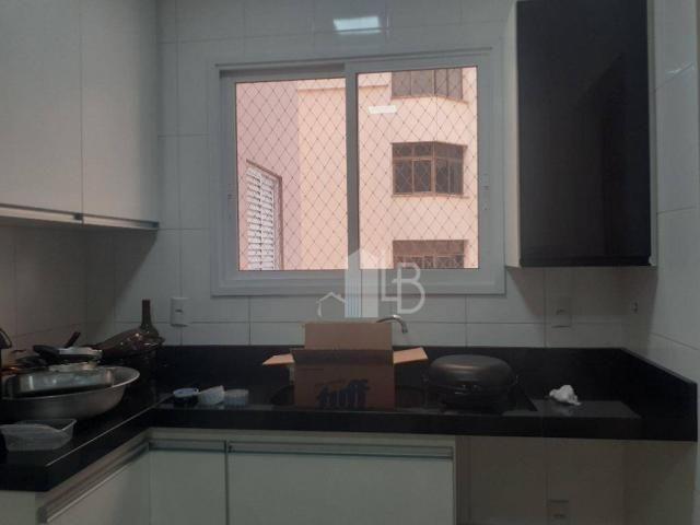 Apartamento com 3 quartos para alugar, 90 m² por R$ 2.200/mês - Centro - Uberlândia/MG - Foto 19