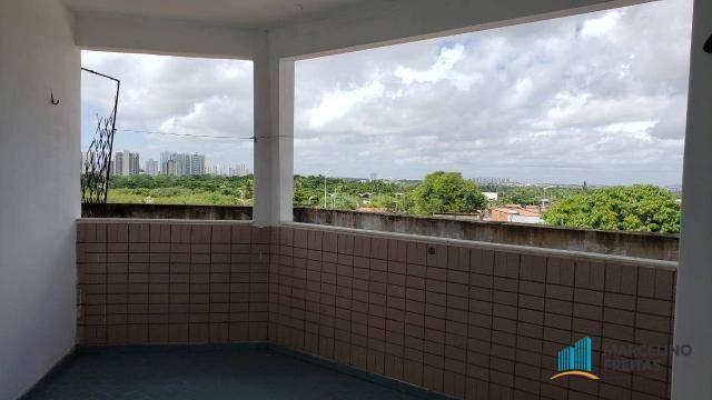 Cobertura com 3 dormitórios para alugar, 180 m² por R$ 709,00/mês - Dionisio Torres - Fort - Foto 5