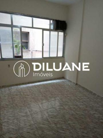 Conjugado com salão de mais ou menos 25m² no Centro Niterói. - Foto 2