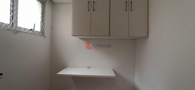 Apartamento à venda, 3 quartos, 1 suíte, 2 vagas, Santo Agostinho - Belo Horizonte/MG - Foto 16