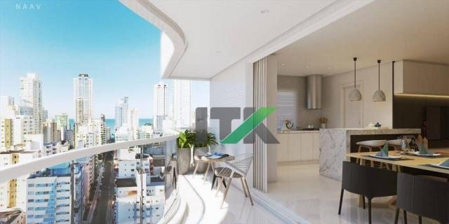 Apartamento com 3 dormitórios à venda, 121 m² por R$ 1.690.000,00 - Centro - Balneário Cam - Foto 5