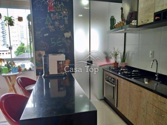 Apartamento à venda com 3 dormitórios em Estrela, Ponta grossa cod:2865 - Foto 5