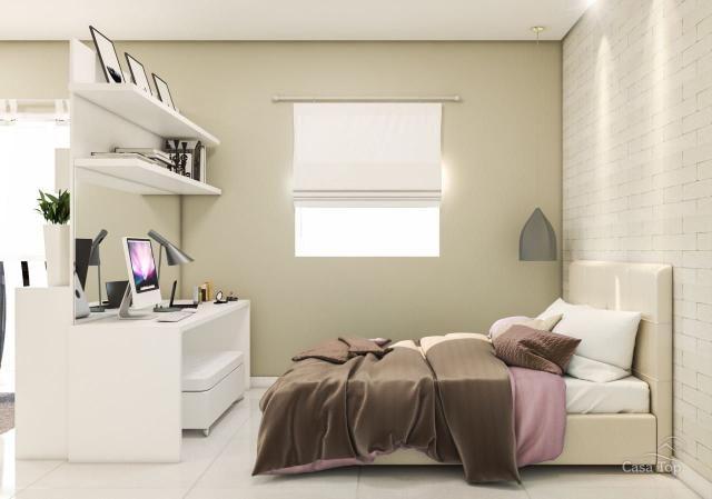 Apartamento à venda com 1 dormitórios em Centro, Ponta grossa cod:794 - Foto 6