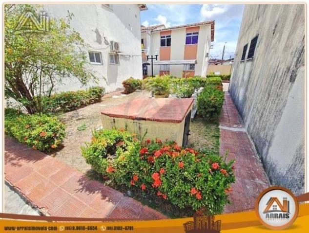 Apartamento com 3 dormitórios à venda, 120 m² por R$ 320.000,00 - Montese - Fortaleza/CE - Foto 3