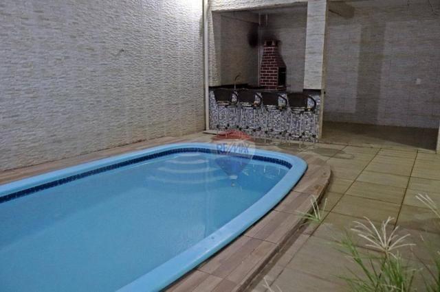 Casa com 5 dormitórios à venda, 140 m² por R$ 650.000,00 - Cidade Garapu - Cabo de Santo A - Foto 3