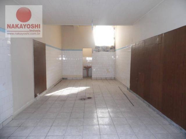 Loja para alugar, 30 m² por R$ 700,00/mês - Rebouças - Curitiba/PR - Foto 3