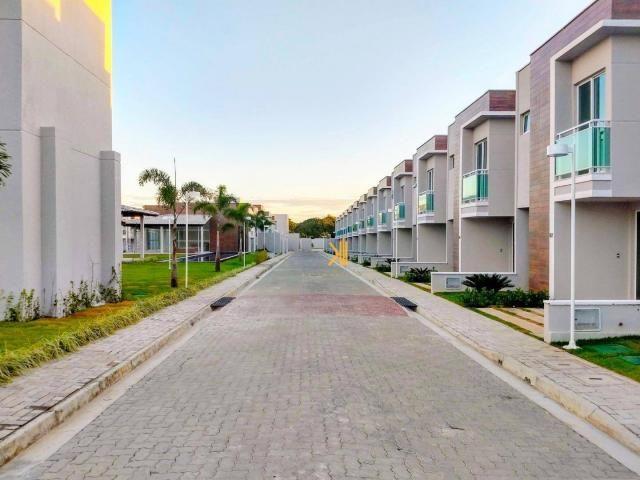 Casa com 3 dormitórios à venda, 95 m² por R$ 350.000,00 - Mangabeira - Eusébio/CE - Foto 4