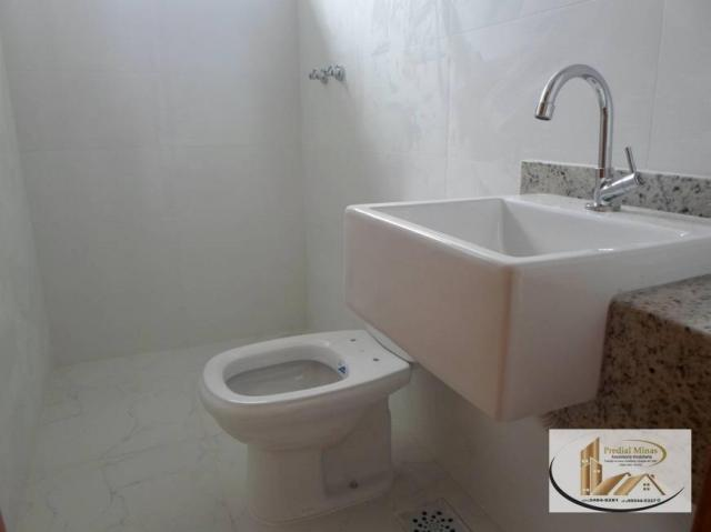 Casa com 3 dormitórios à venda por R$ 750.000 - Santa Mônica - Belo Horizonte/MG - Foto 2