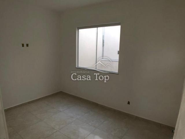 Casa de condomínio à venda com 2 dormitórios em Oficinas, Ponta grossa cod:3654 - Foto 3