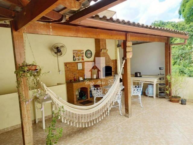 Casa para Venda em Volta Redonda, Sessenta, 4 dormitórios, 2 suítes, 5 banheiros, 2 vagas - Foto 19