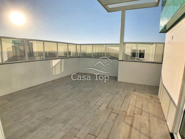 Apartamento à venda com 4 dormitórios em Rfs, Ponta grossa cod:3385 - Foto 9
