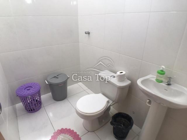 Casa de condomínio à venda com 3 dormitórios em Estrela, Ponta grossa cod:2806 - Foto 9