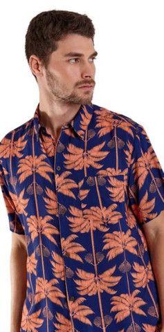 Camisa Estampada BlueMan  - Foto 3