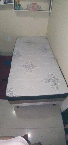 2 cama box solteiro - Foto 4