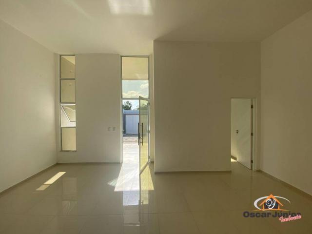 Casa com 3 dormitórios à venda, 90 m² por R$ 270.000 - Centro - Eusébio/CE - Foto 13