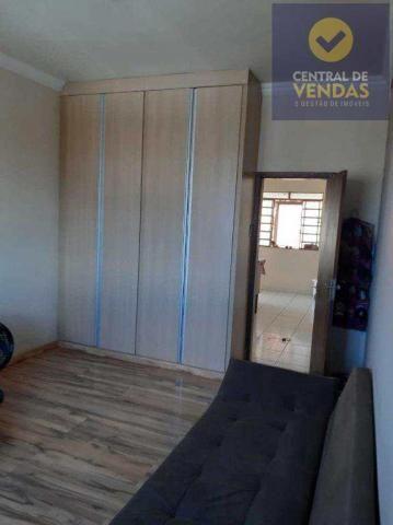 Casa à venda com 4 dormitórios em Santa mônica, Belo horizonte cod:90 - Foto 12