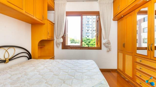 Apartamento para aluguel, 3 quartos, 1 suíte, 1 vaga, MENINO DEUS - Porto Alegre/RS - Foto 12