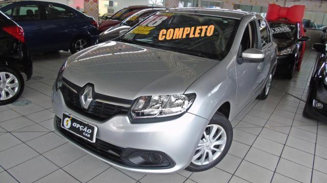 Renault Logan Expression 1.6 16V SCe (Flex) - Foto 2