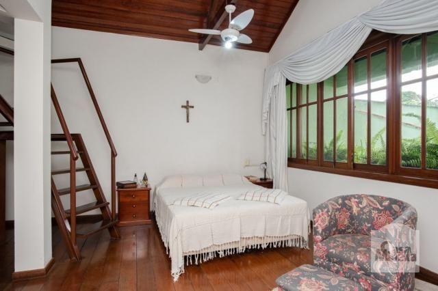 Casa à venda com 4 dormitórios em Santa amélia, Belo horizonte cod:277187 - Foto 16