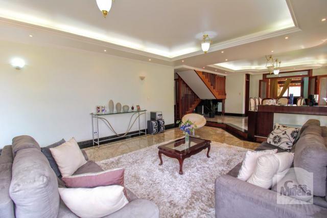 Casa à venda com 5 dormitórios em Castelo, Belo horizonte cod:277001