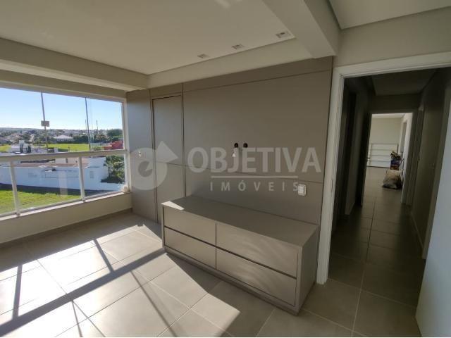 Apartamento para alugar com 3 dormitórios em Morada da colina, Uberlandia cod:468002 - Foto 18