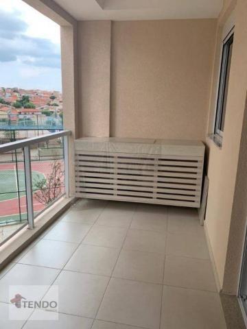 Apartamento 90 m² - alugar - 3 dormitórios - 2 suítes - Bairro Pau Preto - Indaiatuba/SP - Foto 8