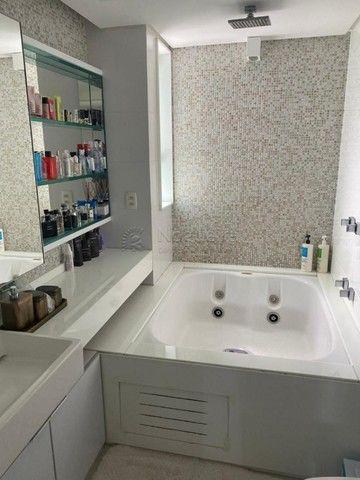 Hh1319  Setubal, apto 174m, 4 quartos, 3 suites,  3 vagas, 16´andar, $7300 tudo incluso - Foto 13