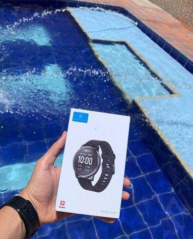 Relógio Smartwatch Haylou Solar Ls-05 - Foto 2
