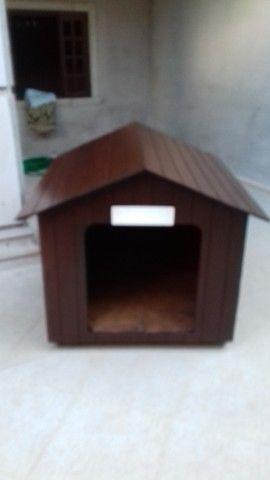 casa de madeira grande - Foto 2