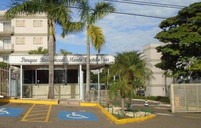 Alugo Apartamento 3 Quartos - Lado Nascente - Residencial Monte Castelo