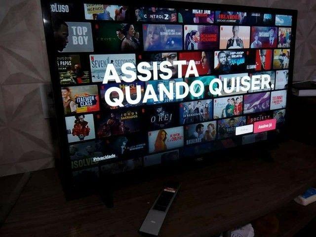 TV Smart 32 Polegada AOC - Foto 2