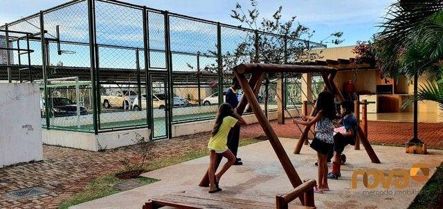 Apartamento à venda com 3 dormitórios em Parque amazônia, Goiânia cod:NOV236230 - Foto 14