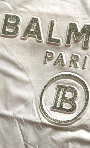 Camiseta BALMAIN - Foto 4